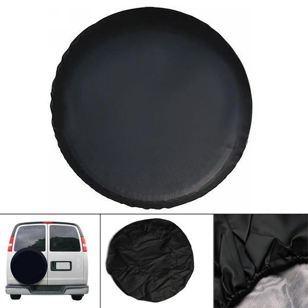 14-17 Inch Universal Pneu de reposição da tampa PVC Auto Tire Capas para roda de carro Acessórios DXY88