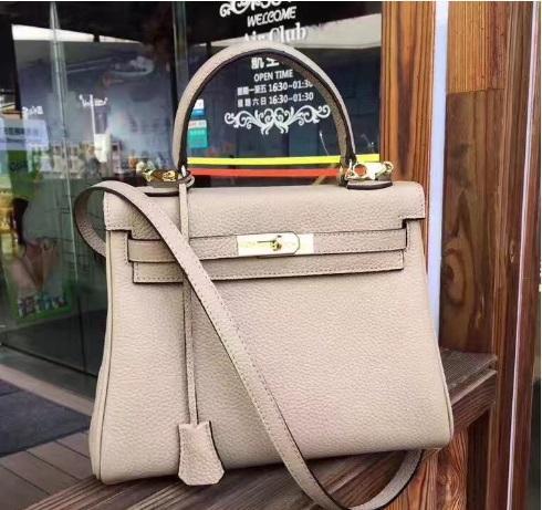 25cm 28cm 32CM Brand Totes Litchi Genuine leather Shoulder Bags With 2 straps Fashion lady Handbag High Quality Free Shipping