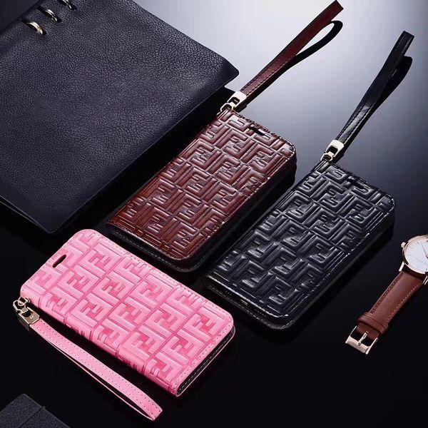 Evrensel Vintage Kılıfı Deri Kılıf Bel Çantası Manyetik Yatay Telefon Kapak iphone X 8 7 Samsung Huawei Telefon Kemer kılıfı Klip