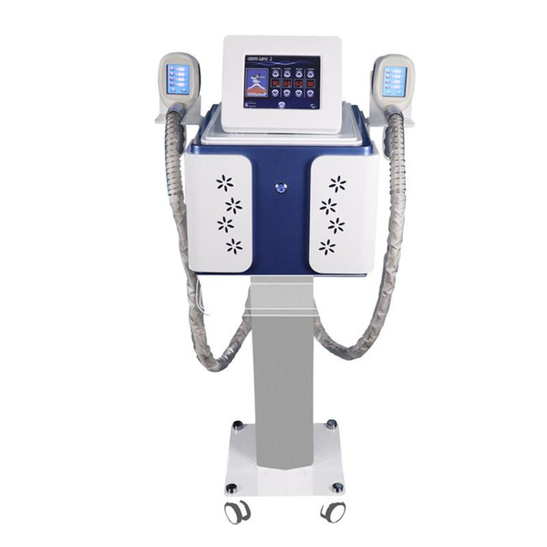 Portable Cryolipolysis Fat Freezing Slimming Machine Cryotherapy Body Shaping Weight Loss Fat Removal with Two Handle