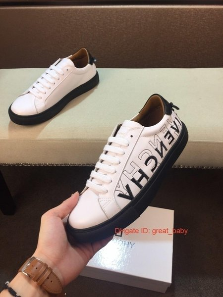 Version 2019 New Sneakers Mens Trainers
