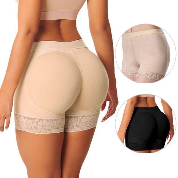 Hot Shaper Pant Sexy Up Women Falso culo pantaloni di sicurezza Falso Butt Pad Natiche Shaper Butt Lifter Hip Enhancer