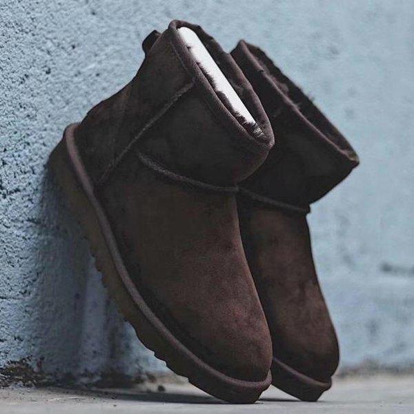 UGG boot Adidas yeezy boost Venda quente New Real Australia 528 de Alta Qualidade Kid Meninos meninas crianças bebê botas de neve quente Estudantes Adolescentes Botas de Inverno de Neve Frete grátis