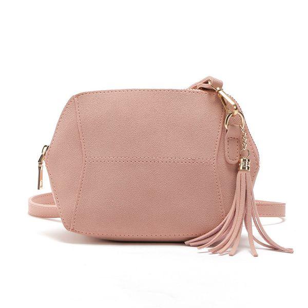 10 Colors Women's Handbags Purses Bag Ladies Messenger Crossbody Bag Femme Designer Leather Tassel Clutch Shoulder Bags Bolsa Feminina