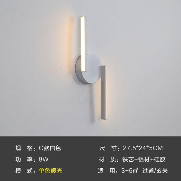 cálida luz 8W5