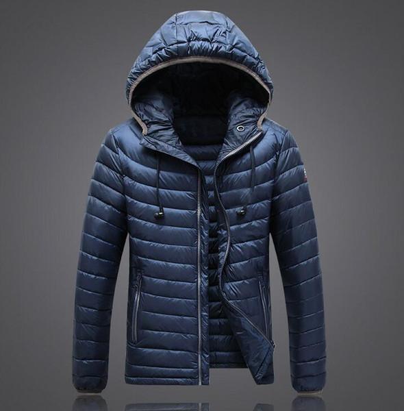 2018 Men's Packable Classic Brand North Daunenmantel im Freien Leichte Jacken Wasserjacke für Herren 1503