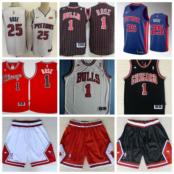 Wind City Rose Jersey Detroit