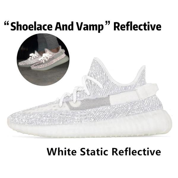 Bianco statico riflettente