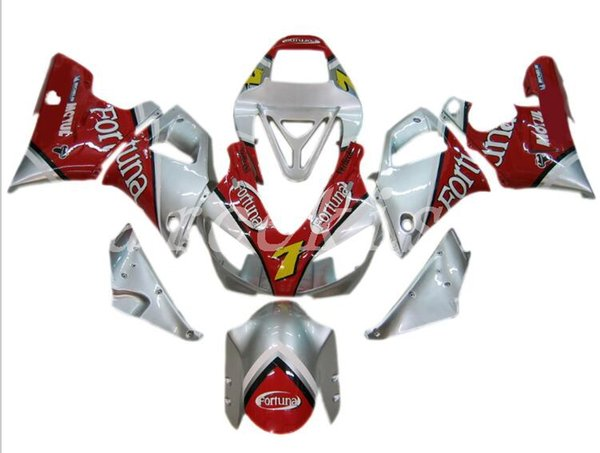 New Hot ABS motorcycle Fairing Kits Fit For YAMAHA YZF-R1 98 99 YZF1000 1998 1999 R1 fairings bodywork set custom red silver