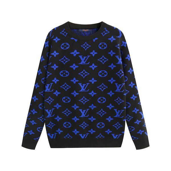 best selling Mens Luxury Sweaters Designer Pattern Pullovers Active Hiphop Signer Streetwear Brand Kenye West Mens Clothes for Spring