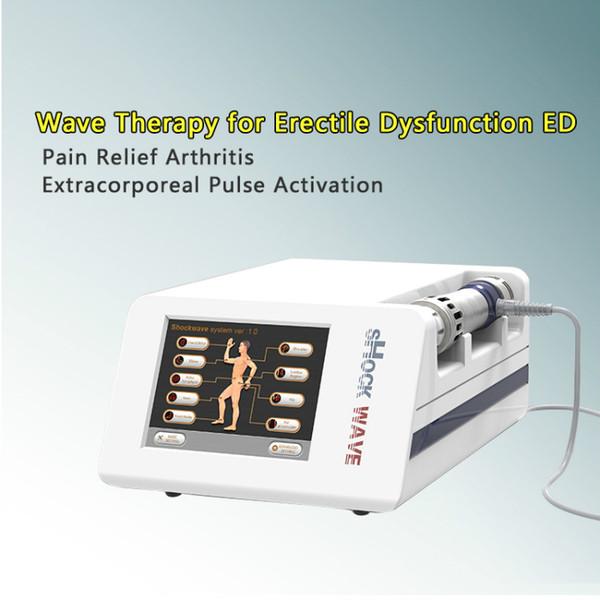 terapia a onde radio per disfunzione erettile