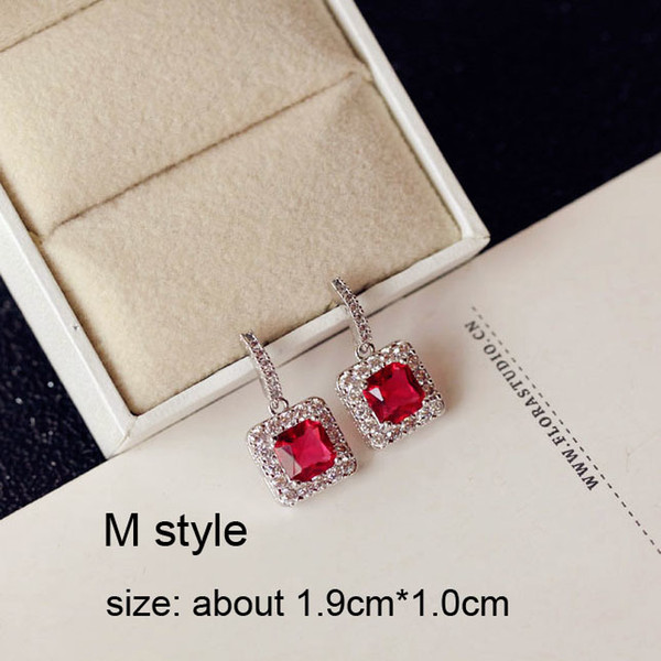 M style-Hot Pink