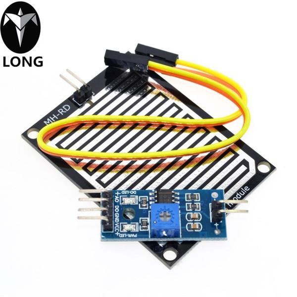 1 capteur de capteur de pluie sensible à la pluie foliaire pour Arduino DIY Electronic Scale