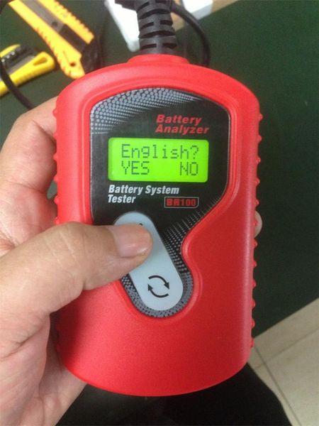 2015 New QUICKLYNKS Ba100 Vehicle Battery Analyzer battery system tester 12V