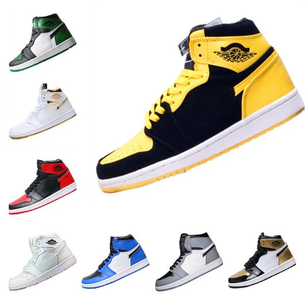 top popular 2019 PreSchool Jointly Signed High OG 1 1s Youth Kids Basketball Shoes Chicago New Born Baby Infant Toddler Trainers Small Boys Girls Sneake 2020