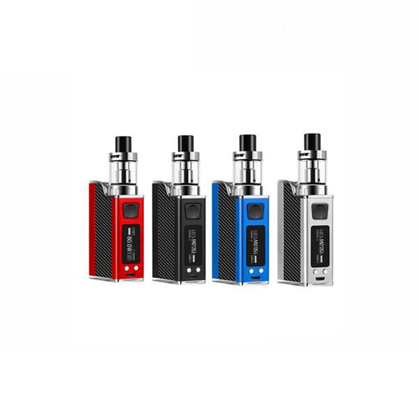 New Polar Night 150w liquid electronic cigarette led vaporizer 2ml 1500mah 150w e cigarettes vape pen box mod kit hookah vaper