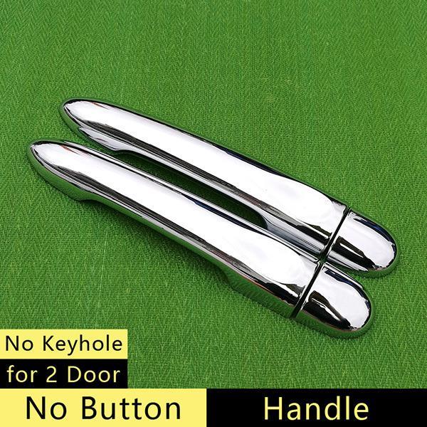 2Dr No Key No Button