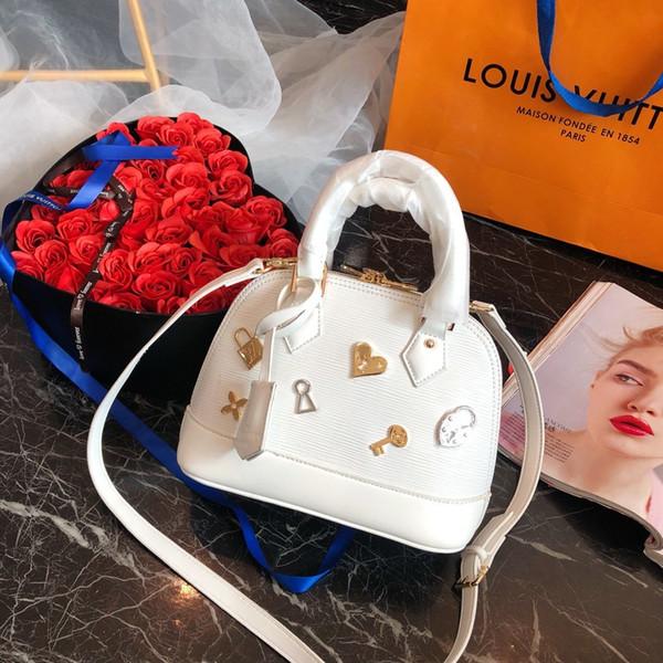 2020 heiße verkaufende Art und Weise Frauen-Beutel-Handtaschen-Frauen-Taschen-Rucksack-Handtaschen Damen Handtasche Fashion Bag -0825105