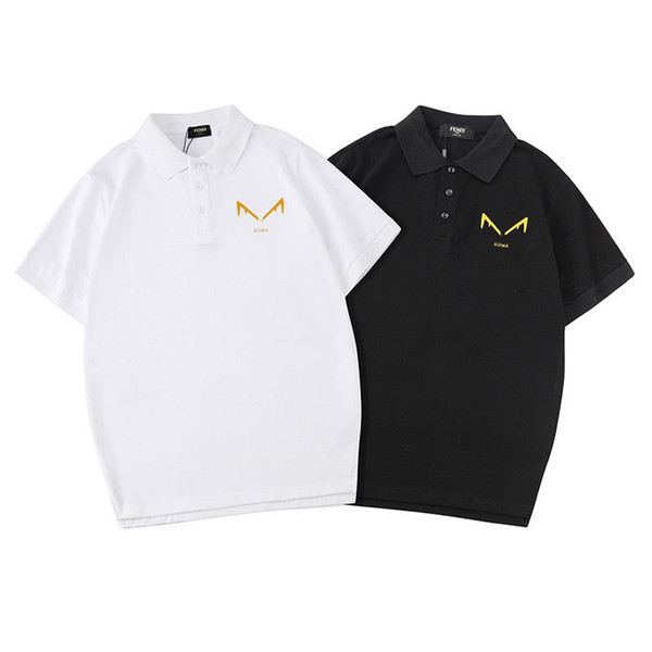 T-Shirt der Sommer-Marken-Männer T-Shirt Mens-Designer-Polo-Shirts neue Ankunft gedruckte kurze Hülse beiläufige T-Stücke Größe S-XXL