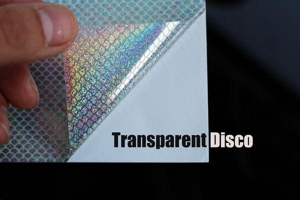 Transparent Disco