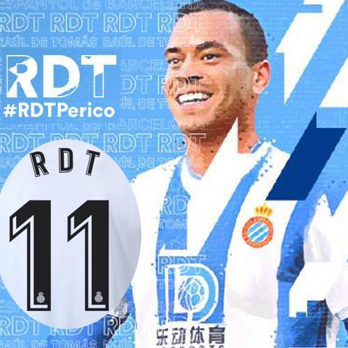 BOOM NEWS : RAUL DE TOMAS JOIN IN 2019 2020 RCD FERREYRA Espanyol soccer jerseys WU LEI football shirts CAMPUZANO DARDER DIEGO LOPEZ PIPA