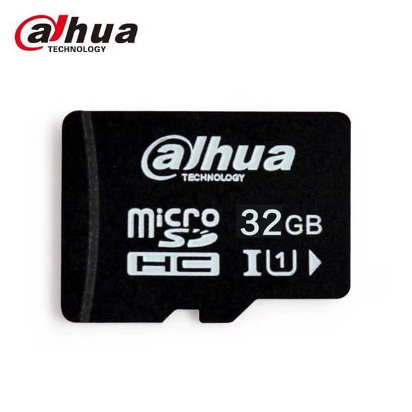 Dahua Free shipping Factory Bulk Wholesale Micro SD Card 32GB Class 10 16GB/64GB/128GB Memory Card Flash Microsd CCTV ip camera