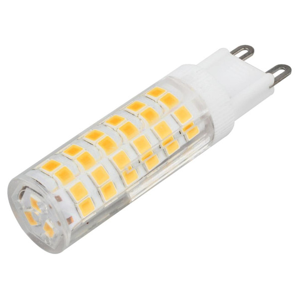New Hot 2 Pack G9 Led Bulb 7w 550lm 60 Watt Halogen Bulb Equivalent Warm White 3000k 360 Degree Beam Angle Tube Drop Shopping 100 Watt Led Bulb Led
