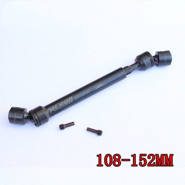 LNL 1/10 Scale Rc Crawle VCD Drive Shaft لـ Tamiya Huilx Bruiser 4X4 Truck 108-152
