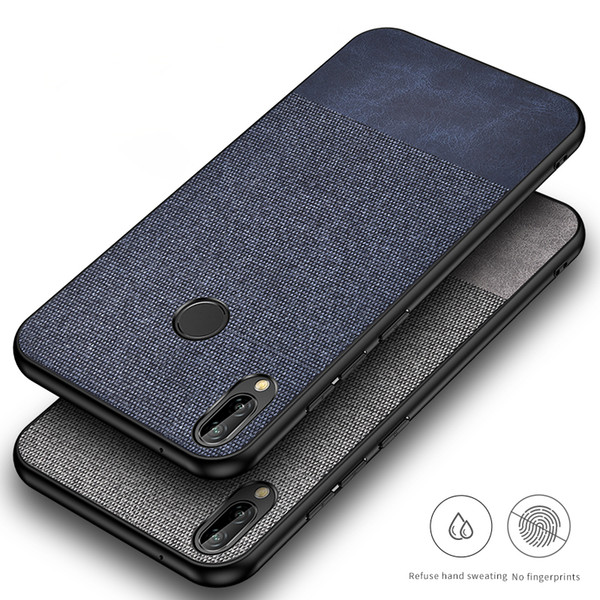 Cheap Fitted Cases Cotton Cloth Cover,Cases For 30 20 Lite ro P20 Soft Back Cover Huawei P20Lite Case Huawei P20Pro Case