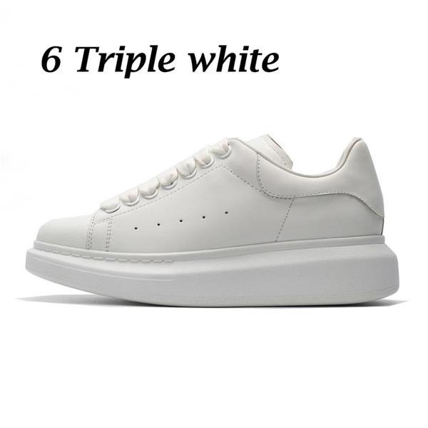 6 triple white