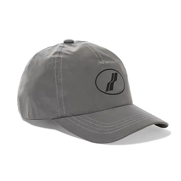 19SS WELL DONE 3M Reflective Cap Hat Outdoor Fashion Street Travel Sunhat Fishing Casual Sun Hat Men Women Sports Hats Holiday HFYMMZ019
