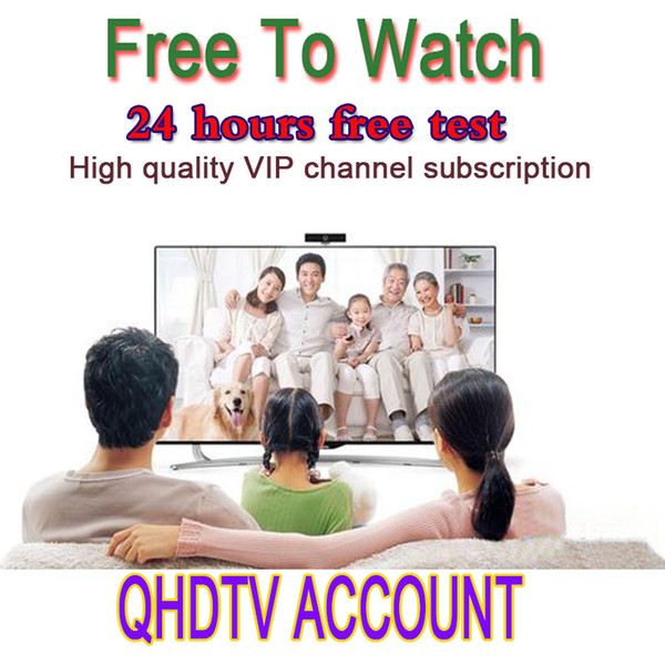 1 year QHDTV Arabic Sports Italy Germany 1300+ Europe IPTV Arabic Iptv Channels Streaming IPTV Account Apk for Android MAG250 M3u