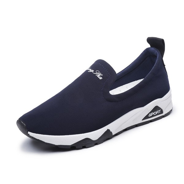 2019 New Spring Summer Ms. Single Shoes Fashionable Light and Comfortable Student Shoes Non-slip Ms.Soft Soled