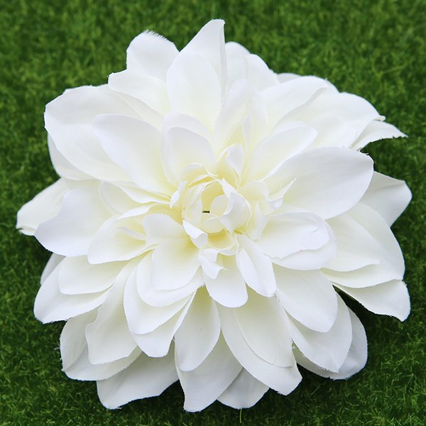 Tête de fleur de dahlia 14cm