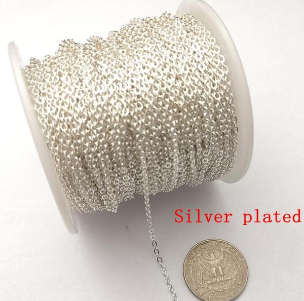 1,5 milímetros banhado a prata