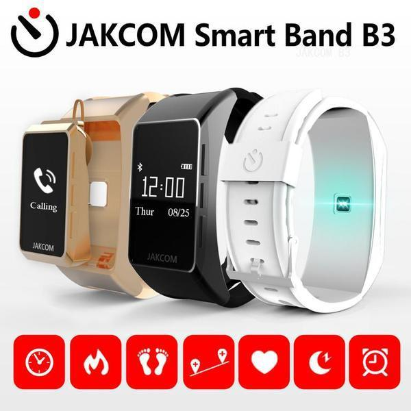 Reloj elegante JAKCOM B3 venta caliente en pulseras inteligentes como muchos c724 liquidación