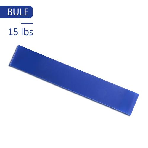 top popular Training Fitness Gum Exercise Gym Strength Resistance Bands Pilates Sport Rubber Fitness Bands Crossfit Workout Equipment 2021