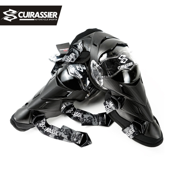 Cuirassier Protective Kneepad Motorcycle Knee Pads Protector MX Off-Road Motos Racing Elbow Guards Safety Gear Protection Brace