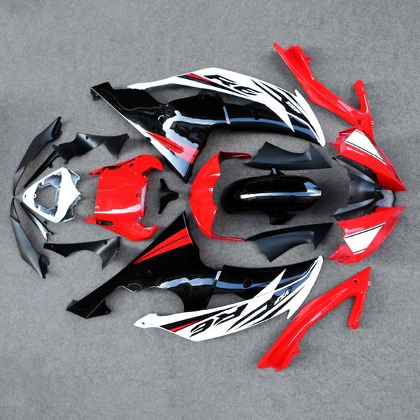 Verkleidung für Karosserie-Verkleidung für Motorrad-Verkleidung, passend für Yamaha YZF-R6 2008-2016 09 10 11 12 13 14 15