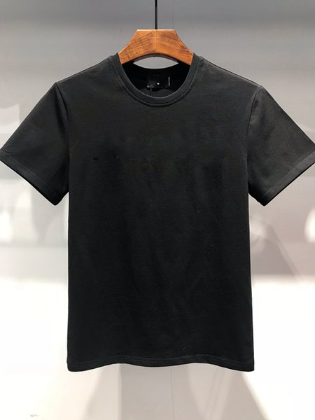 19ss Mens Designer T Shirts Back Galaxy Starry Designer Polo Shirts Men Clothing Cool Skateboard Brand Designer T Shirts
