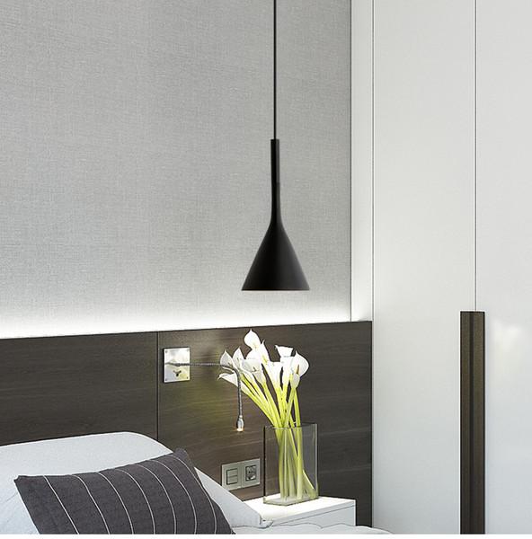 Acheter Hot LED Pendentif Lumières Simple Résine Lumière Éclairage Intérieur Bureau Étude De Bureau Lustre Lampes Créativité Factory De $134.98 Du