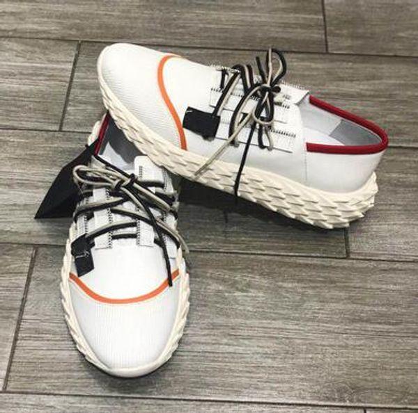2019 Fashion designer scarpe casual per uomo donna Urchin dress snesakers di alta qualità suola spinosa italia scarpe casual 35-46 F035 hghg55
