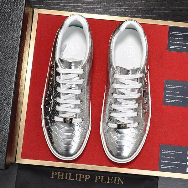 Erkek Ayakkabı Lüks Moda Sneakers Yüksek Kalite Düşük Üst Dantel-up Nefes Rahat Açık Yürüyüş Spor Rahat Ayakkabılar Kökeni ile kutu
