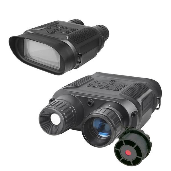 WG400B Digital Night Vision Binocular Scope Hunting 7x31 NV Night Vision with 850NM Infrared IR Camera & Camcorder 400M Viewing Range
