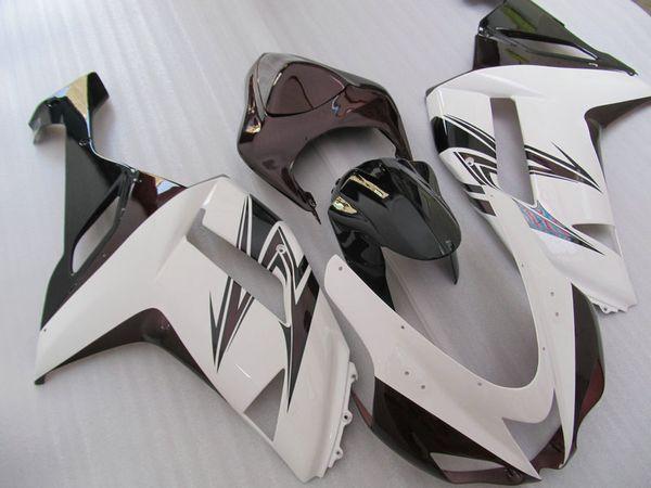 Motorcycle Fairing body kit for KAWASAKI Ninja ZX6R 07 08 ZX-6R Bodywork ZX 6R 636 2007 2008 Fairings set+gifts