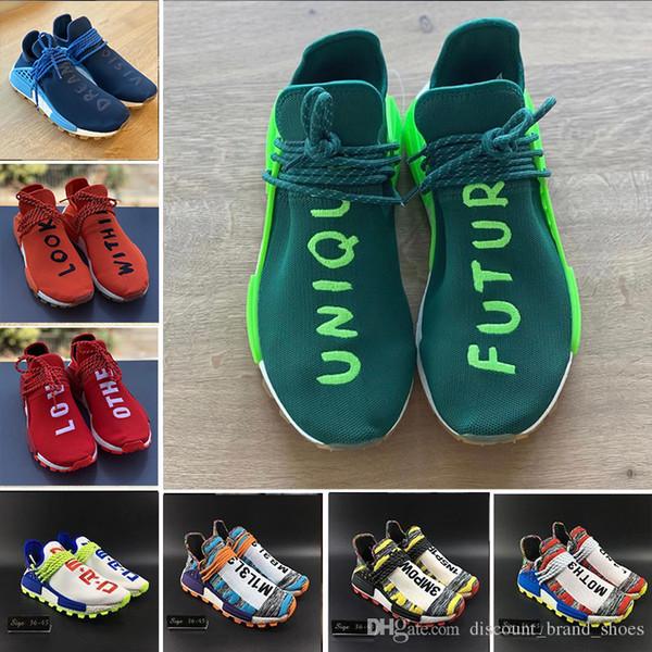 Acquista Adidas NMD Human Race Shoes 2019 Solar Pack HU