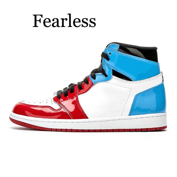 Fearless 40-45