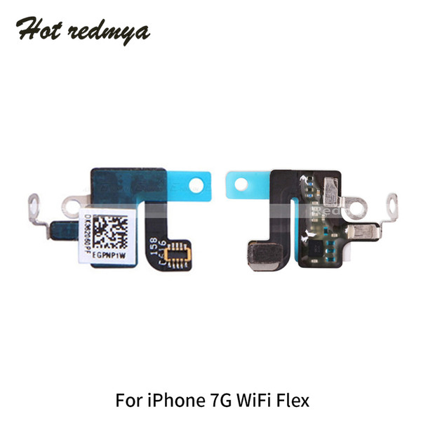 10шт Wifi Flex кабель для IPhone 7 7G Plus WiFi антенны сигнала Flex ленточный кабель Запасная часть для iphone 8 8G Plus