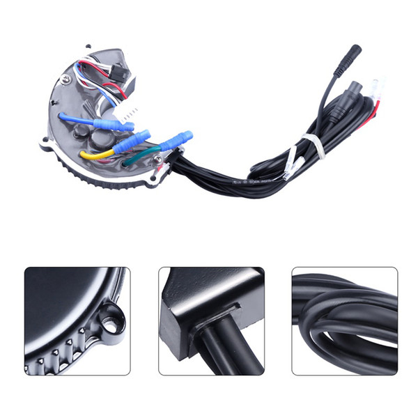 BAFANG Controller Electric Bike BBS02B 48V 750W 25A 9T Controller Electric Bike Controller Motor Aceessories for Mid Drive Crank Engine Kits