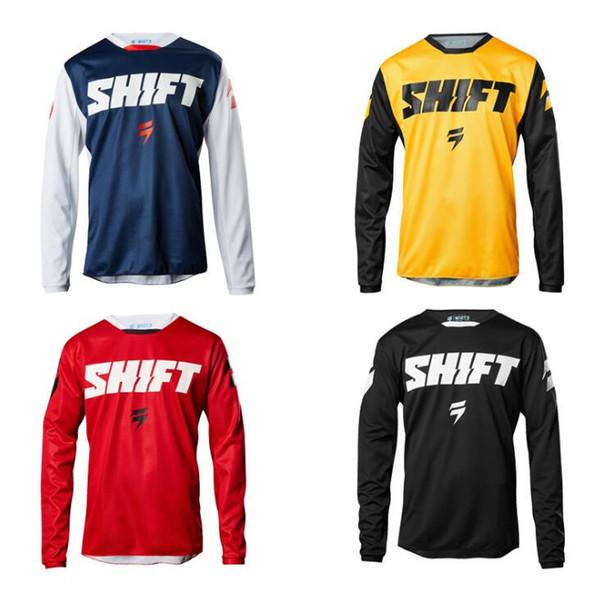 Vitesse vélo costume chute Jersey service moto VTT hommes chemise à manches courtes d'été hors route t-shirt